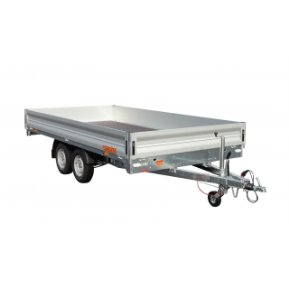 Trailers up to 3,500 kg